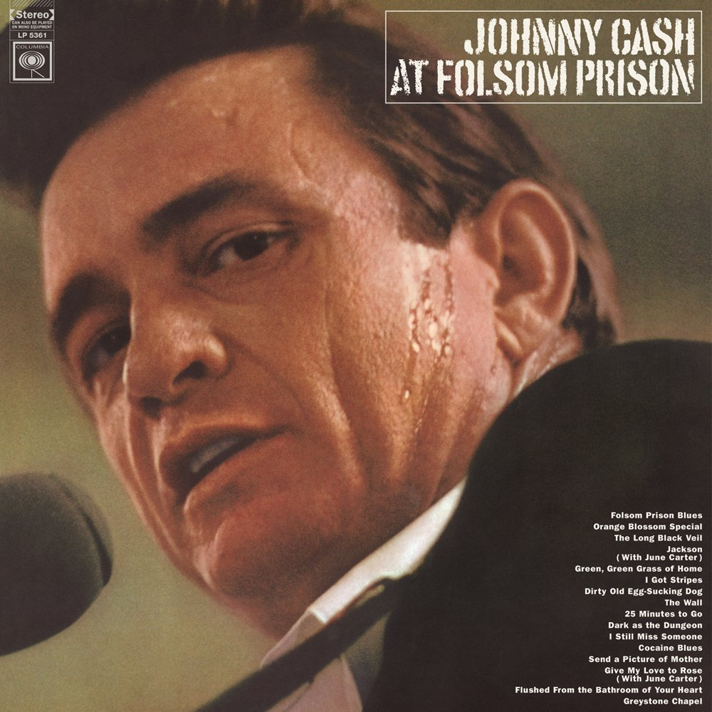johnny cash-at folsom prison