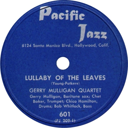 gerry-mulligan-quartet-lullaby-of-the-leaves-pacific-jazz-78
