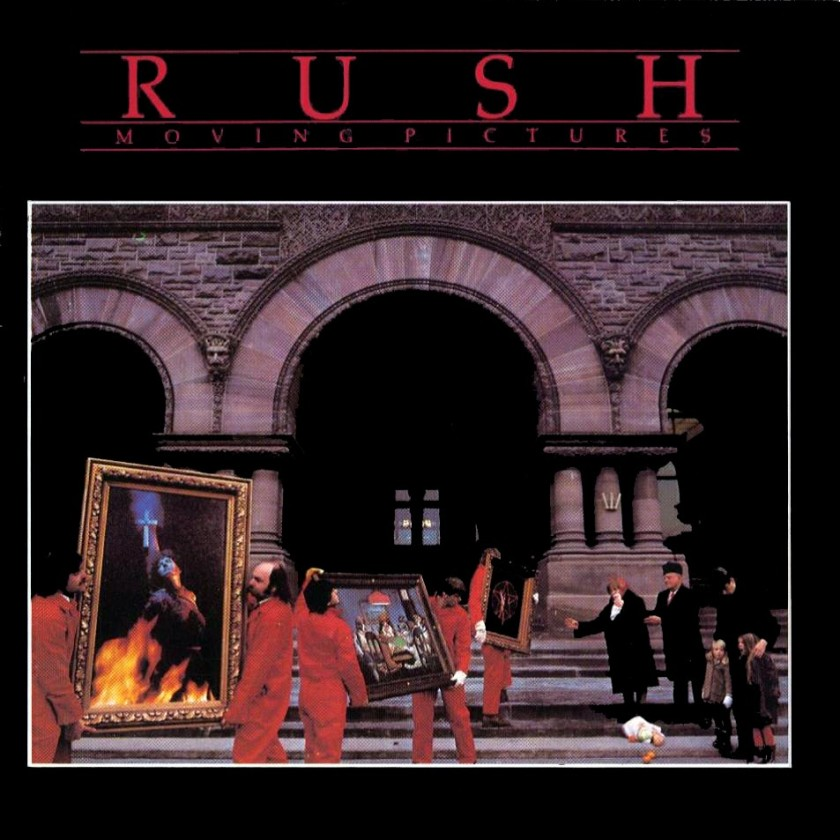 Rush 'Moving Pictures'