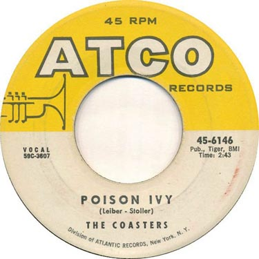 The-Coasters-Poison-Ivy-AtCO